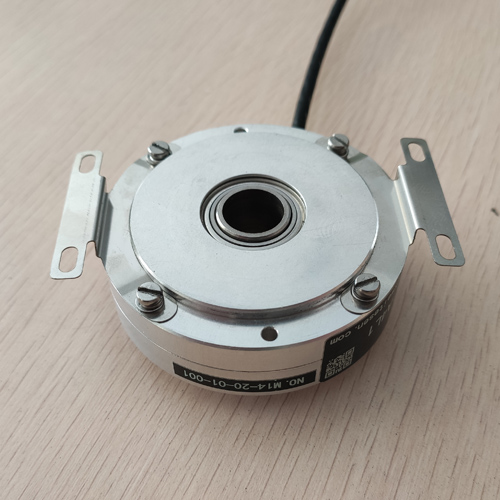 维特森VTD多圈空心角度传感器 磁敏传感器 空心磁编码器